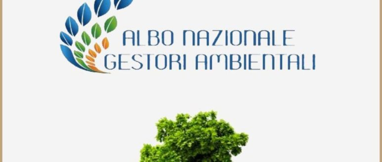 ALBO GESTORI AMBIENTALI – CODICE RIFIUTO RESIDUALE VA ADEGUATAMENTE DESCRITTO